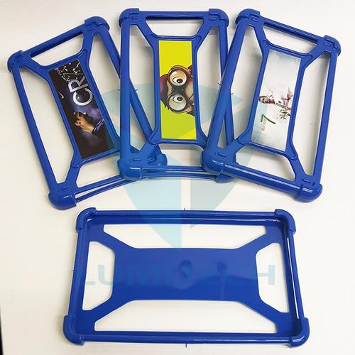 funda tpu - tablet 7 pulgadas - variados colores