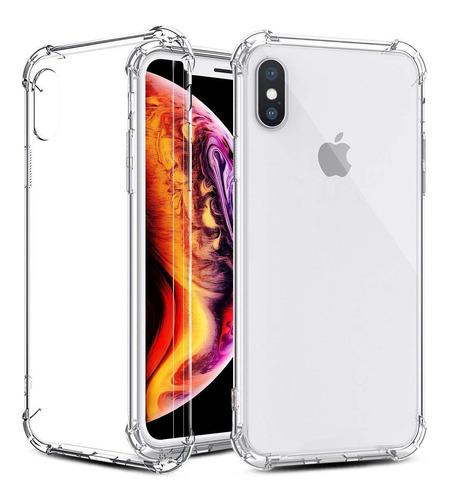 funda tpu transparente micro dot ultra slim iphone xs xr max