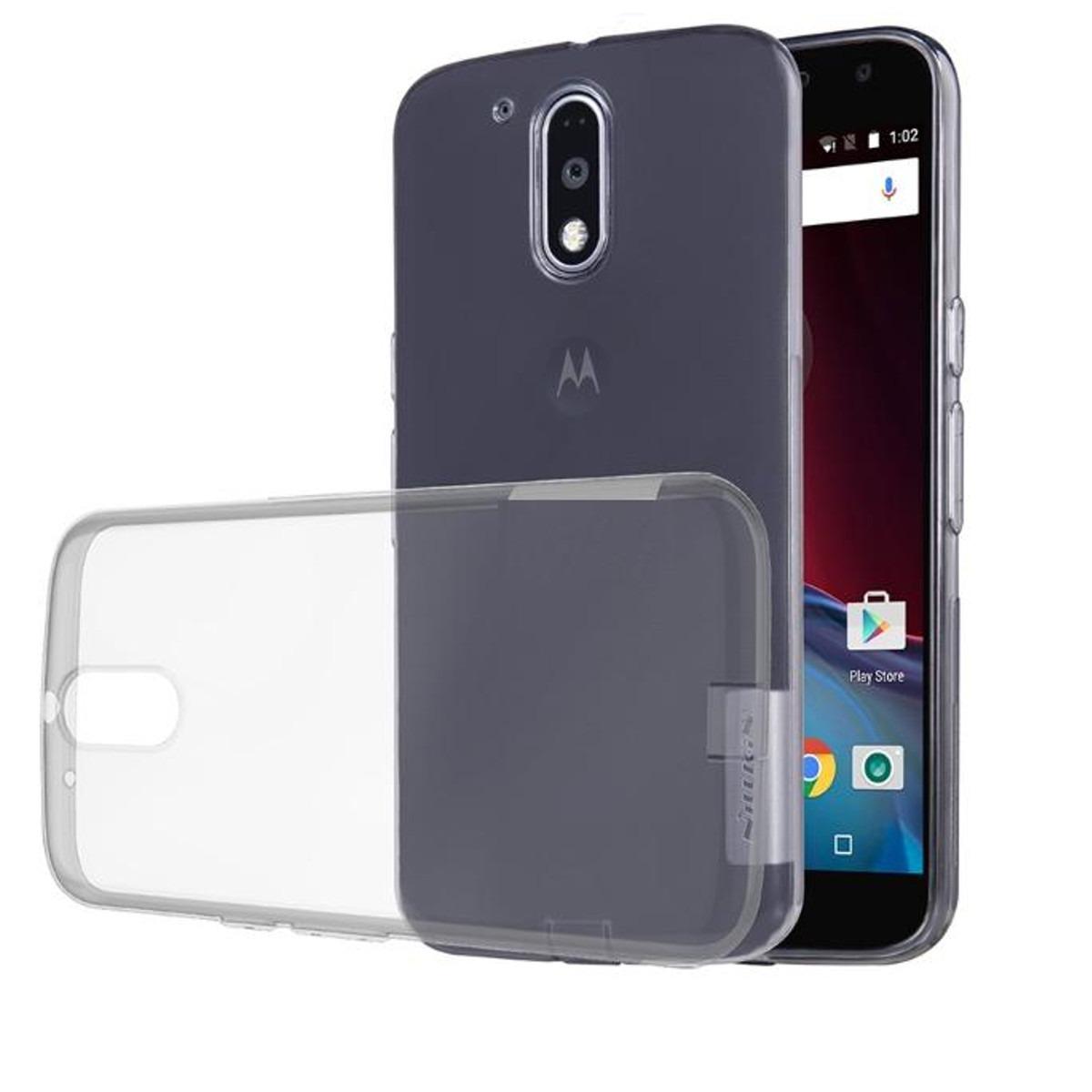 040e4865302 Funda Tpu Transparente Moto G4 G4 Plus Anti Golpe Case Slim - $ 49 ...