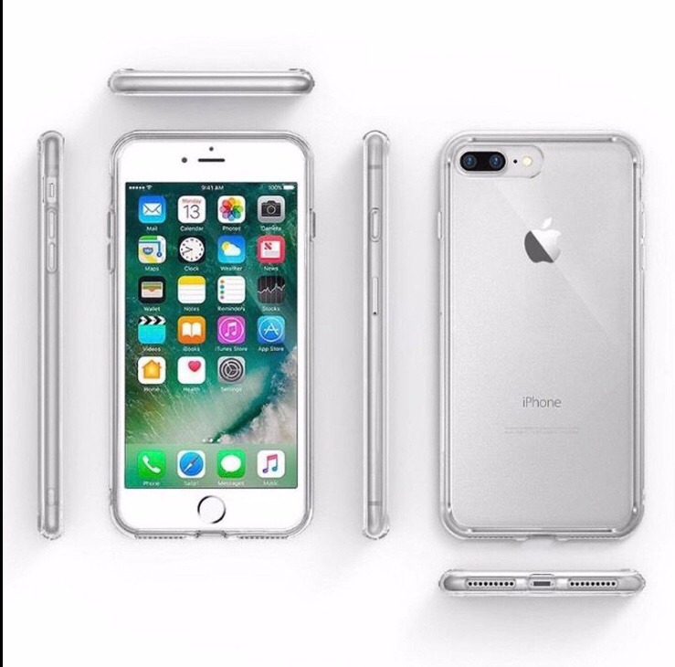 carcasa ultra fina iphone 8 plus
