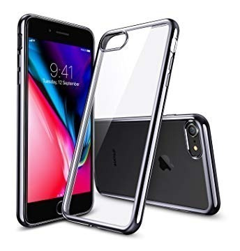 52691889367 Funda Tpu Ultrafina iPhone 8 / iPhone 8 Plus+vidrio Templado - $ 299 ...