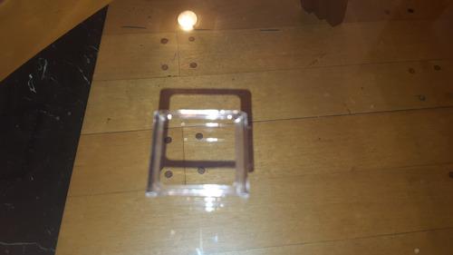 funda transparente acrilica p/ipod nano 6ta.generacion