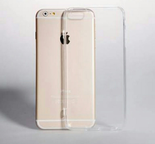 funda trasparente para iphone 4,5,6,7 , 6plus , 7plus