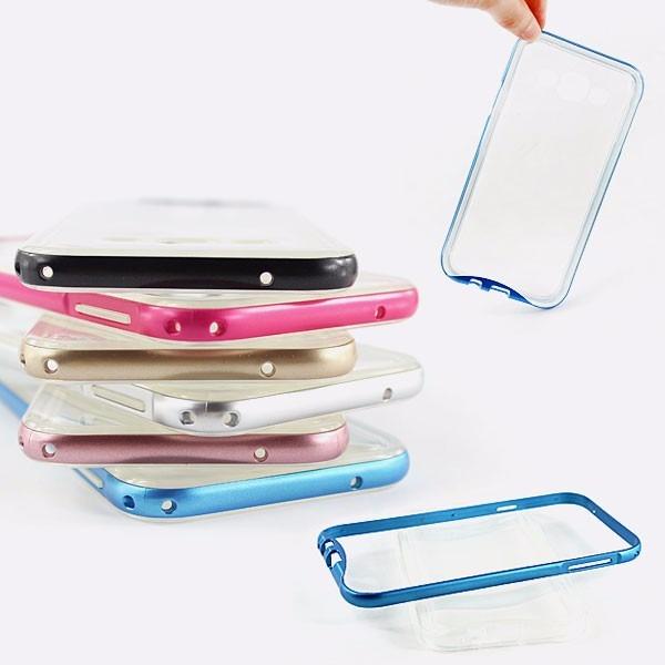 fb57ba5888a Funda Ultra Slim Transparente Samsung Galaxy A5 A500+ Bumper - $ 249 ...