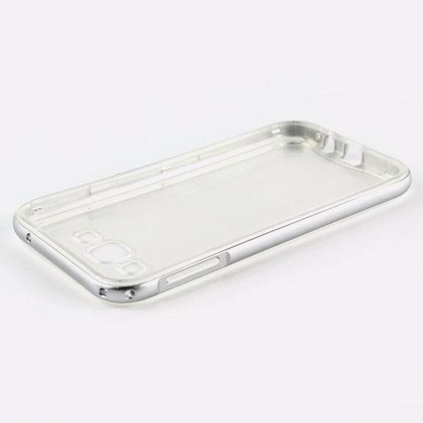 e91808d544f Funda Ultra Slim Transparente Samsung Galaxy S6 Edge+ Bumper - $ 249 ...