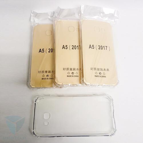 funda ultra thin transparente para samsung a5 (2017)