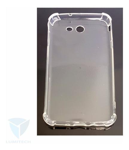 funda ultra thin transparente para samsung j7 (2017)