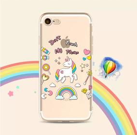 e2554b85409 Funda Para Iphone 7 Plus De Unicornio - Accesorios para Celulares en Mercado  Libre México