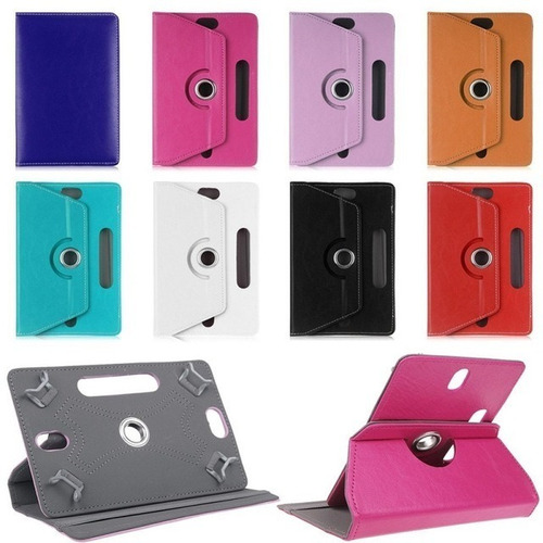 funda universal tablet 8 pulgadas giratoria tableta colores