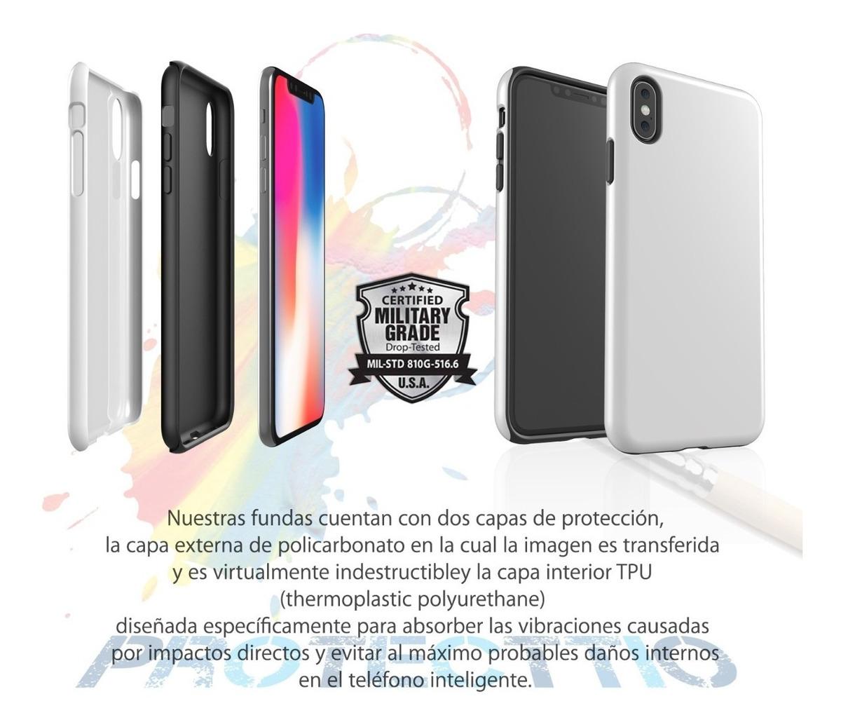 d96d4472c27 Funda Uso Rudo iPhone Xsm Xr Xs 8 7 Se 6 5 Plus Camara - $ 599.00 en ...