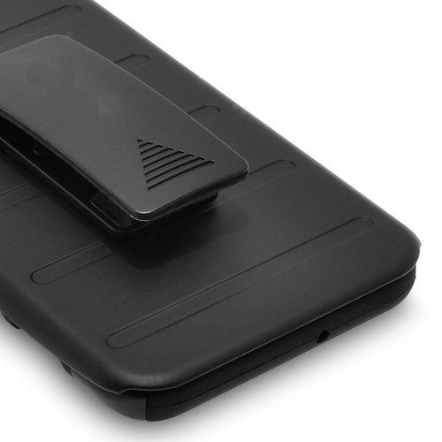 funda uso rudo survivor + cristal templado iphone 6 plus