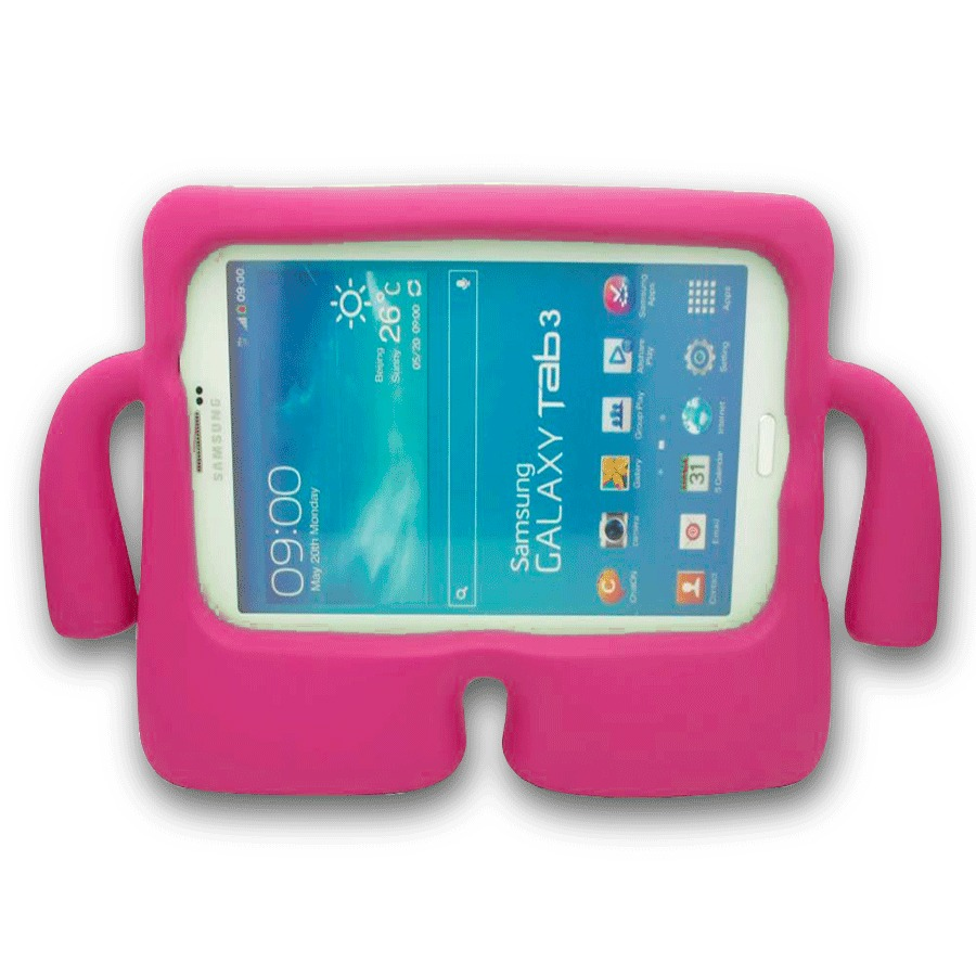 lowest price 919be dc28b Funda Uso Rudo Tab 4 T530 10.1 Samsung Galaxy Tipo Iguy Niño