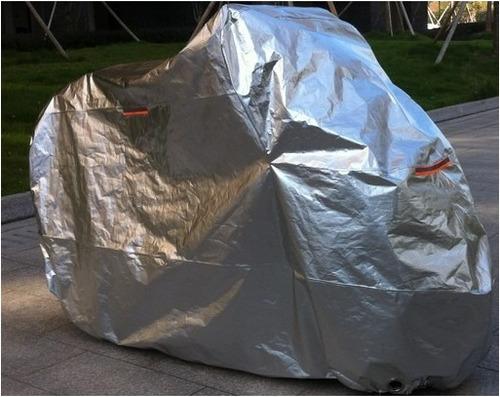 funda xxxl impermeable bmw 1200 gs con maletas y topcase