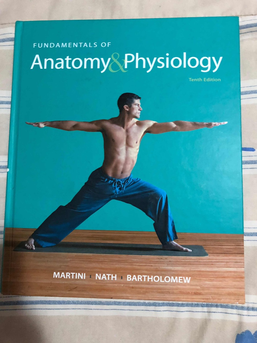 Fundamentals Of Anatomy & Physiology - $ 3,500.00 en Mercado Libre