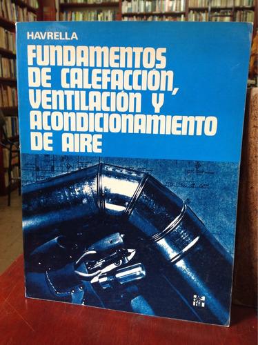 fundamentos-calefacción ventilación y acondicionamiento aire