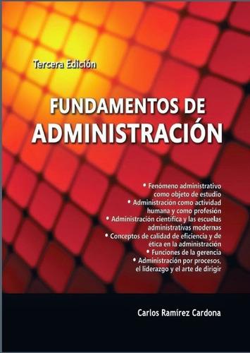 fundamentos de administración.