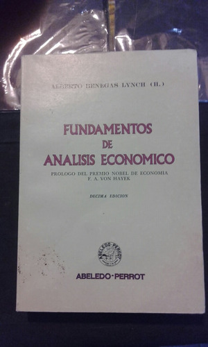 fundamentos de analisis economicos alberto benegas lynch10*