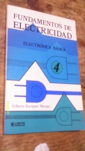fundamentos de electricidad 4 , electrónica básica