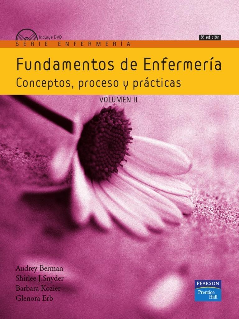 Fundamentos De Enfermería - Kozier - 8º Edición- Envio Grati ...