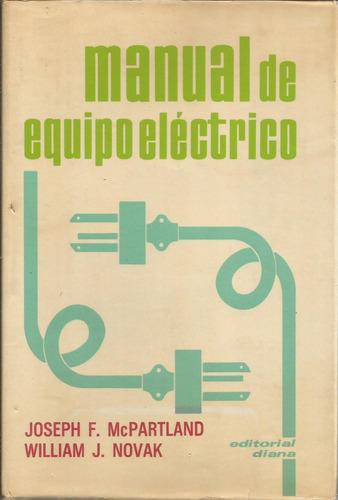 fundamentos de equipo eléctrico. mcportland.