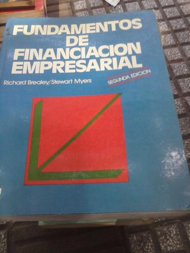 fundamentos de financiación empresarial- brealey- myers
