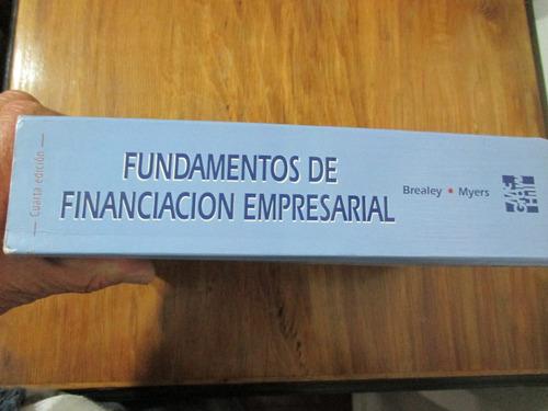 fundamentos  de financiacion empresarial- richard a. brealey