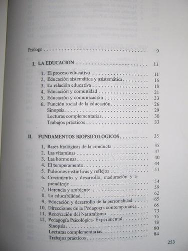 fundamentos de la educacion daniel j. ruiz braga $ 420