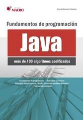 fundamentos de programacion java algoritmos codificados