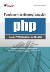 fundamentos de programación php 360 pgs 56 soles