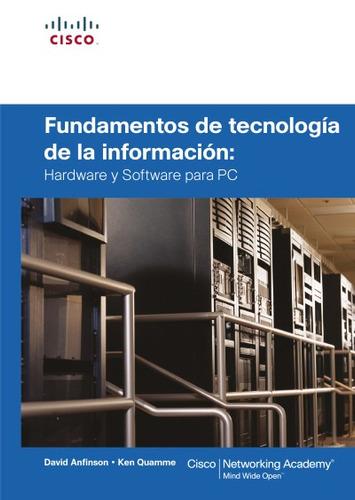 fundamentos de tecnología de la información : hardware y sof