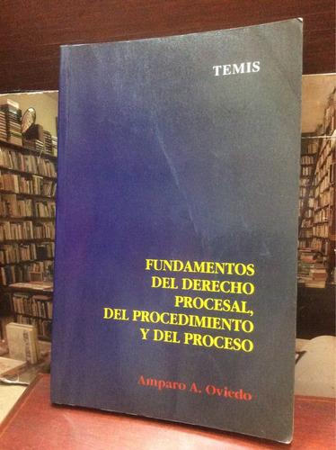 fundamentos del derecho procesal, del prodecimiento.