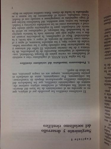 fundamentos del socialismo científico. editorial progreso.