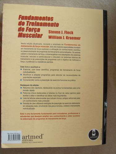 fundamentos do treinamento de força muscular fleck kraemer