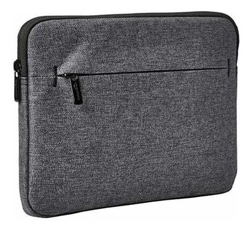 fundamentos para amazonbasics para tablet con bolsillo front