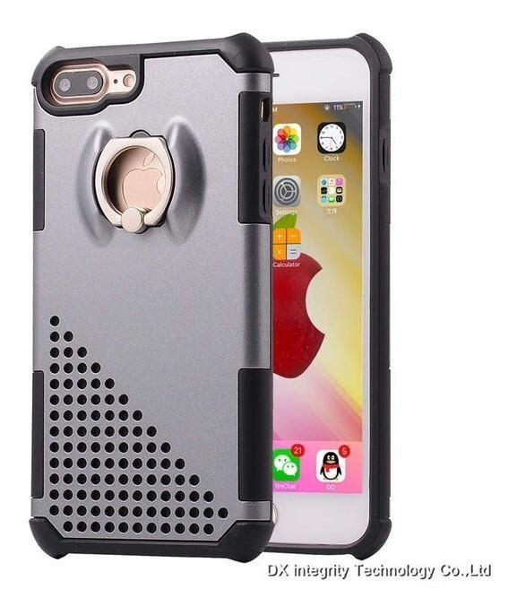 36270a68155 Funda,protector,iPhone 7 Y 6 Plus,uso Rudo Anillo - $ 249.00 en ...
