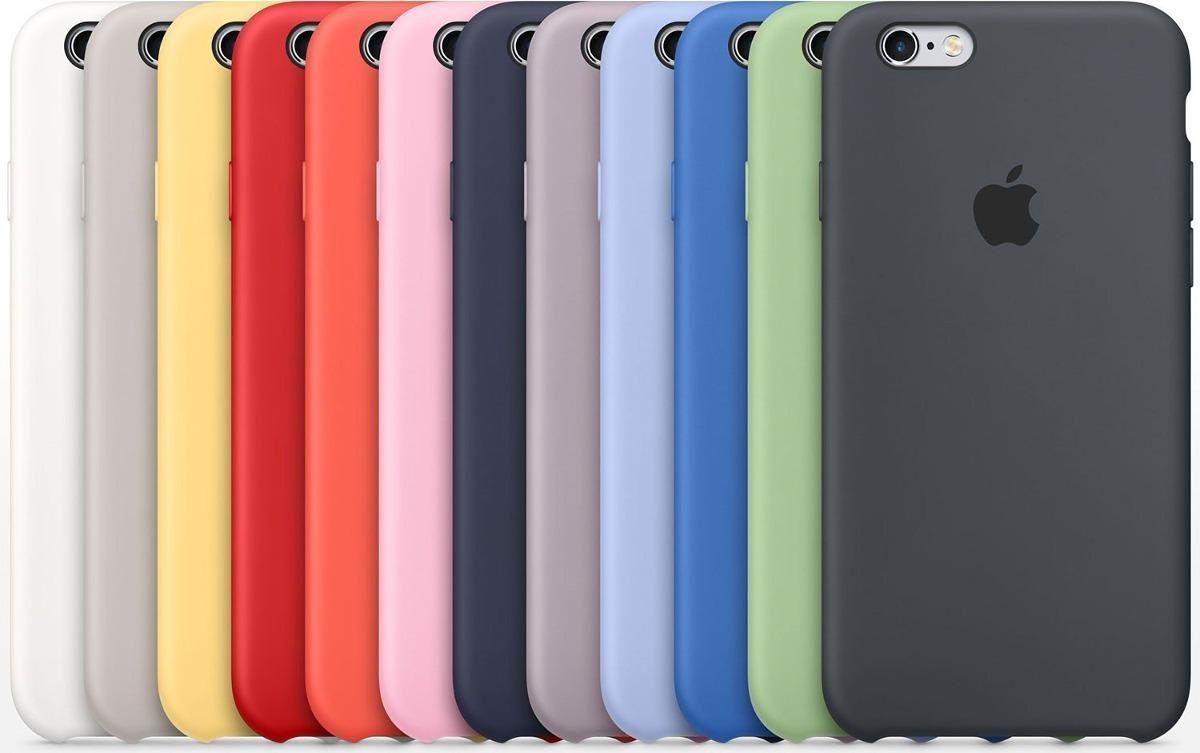af858a78e35 Fundas Apple iPhone 7 Silicona Y Felpa. The iPhone Company - $ 600,00 en  Mercado Libre