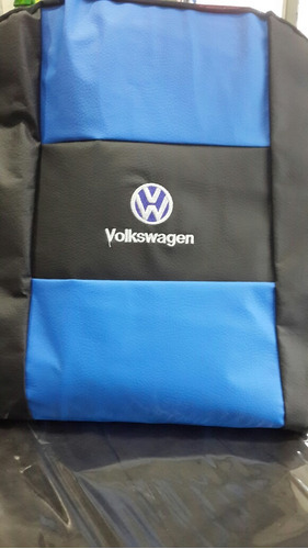fundas asientos volkswagen gol trend power voyage fox suran