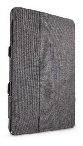 fundas caselogic folio p/  ipad® air,  anthracite  fsi-1095