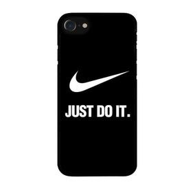832790e1d5d Protector Funda Iphone 5 6 7 8 S X Plus Nike Logo Just Do It