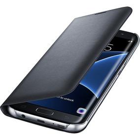 6fc58ed3e Cartera Funda Para Samsung Galaxy S7 Edge Con Pedrería - Accesorios para  Celulares en Mercado Libre México