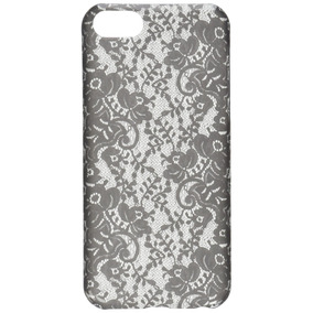 115cf13bd3f Funda Tor Slimshield Clear Para Iphone 5c, Diseño Julia Lace