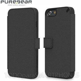 69202dfb8ca Funda Puregear Folio Case Iphone 6s/6 Plus Negro