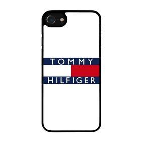 0015466a133 Protector Funda Iphone 5 6 7 8 S Plus X Tommy Hilfiger Logo