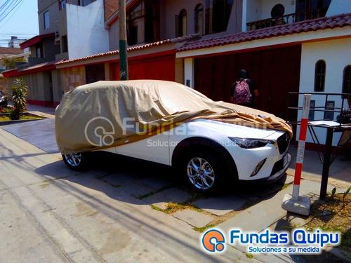fundas cobertores para autos - fundas quipu