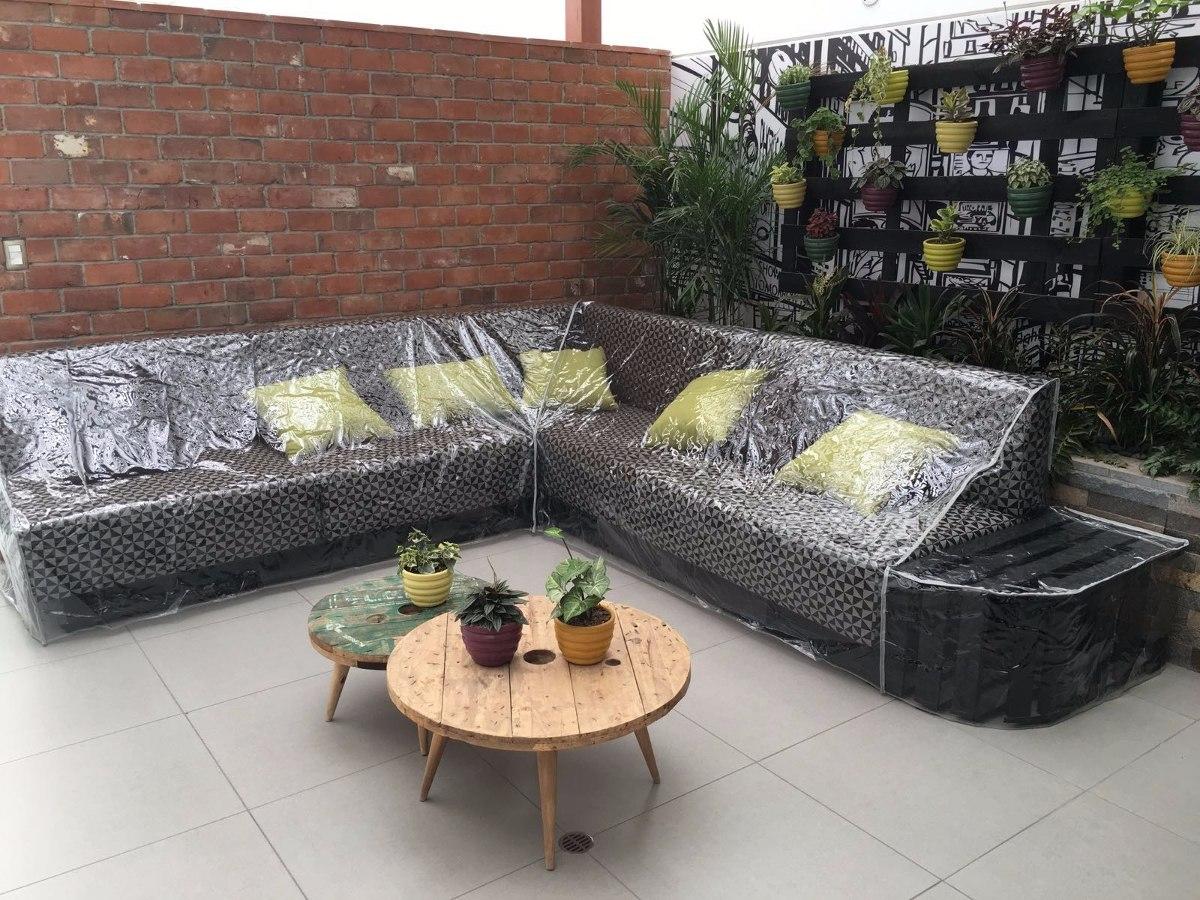Fundas cobertores forros para muebles de terraza s 1 for Ofertas muebles de terraza