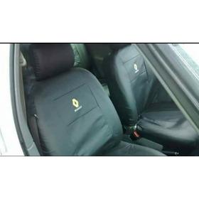 Fundas Cubre Asiento Renault Clio/logan/sandero/varios