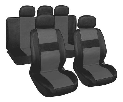 fundas cubre asientos auto cuerina cuero ecológico easy