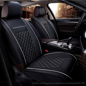 Fundas Cubre Asientos Auto Premium Luxury   Obsequiacl