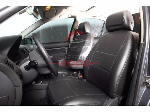 fundas cubre asientos cuero acolchado 1cm ford ranger todas