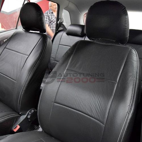 fundas cubre asientos cuero acolchado peugeot 508